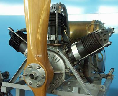 moteur anzani type travers e de la manche passion pour l 39 aviation. Black Bedroom Furniture Sets. Home Design Ideas