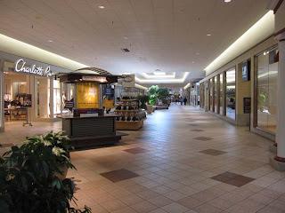 Sky City: Retail History: University Mall: Tuscaloosa, AL