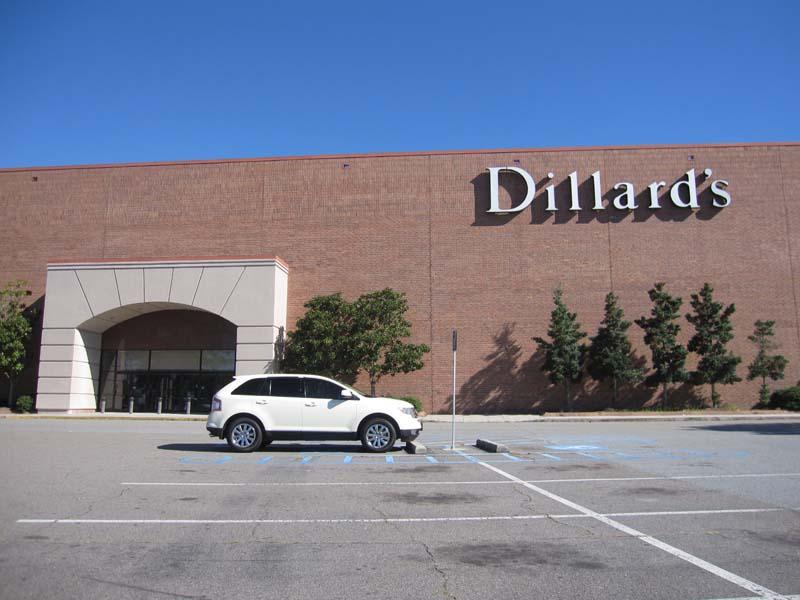 dillards department store