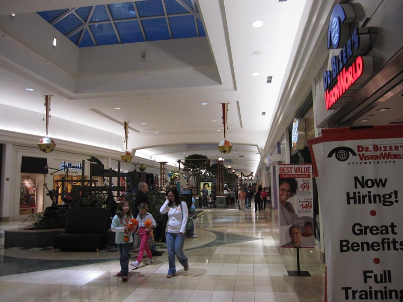 The Mall At Johnson City Food Court