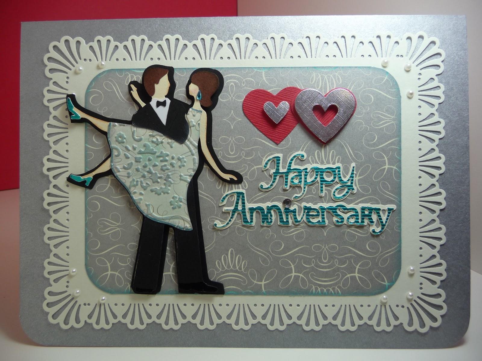 Carol's Sweet Creations!: Happy Anniversary LOVE