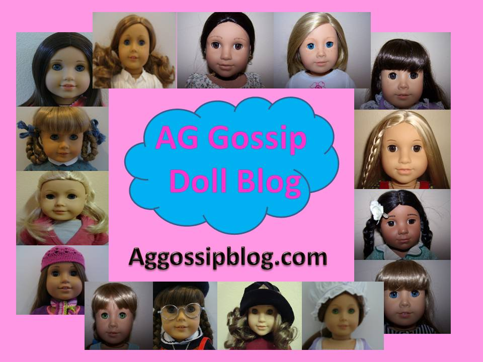 AG Gossip Doll Blog
