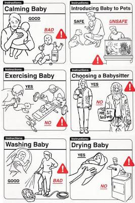 A Bit Of This And A Bit Of That: Baby Do's and Don'ts
