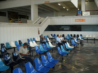 ADO bus terminal Chetumal Mexico