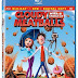 Review of Cloudy with a Chance of Meatballs on DVD!