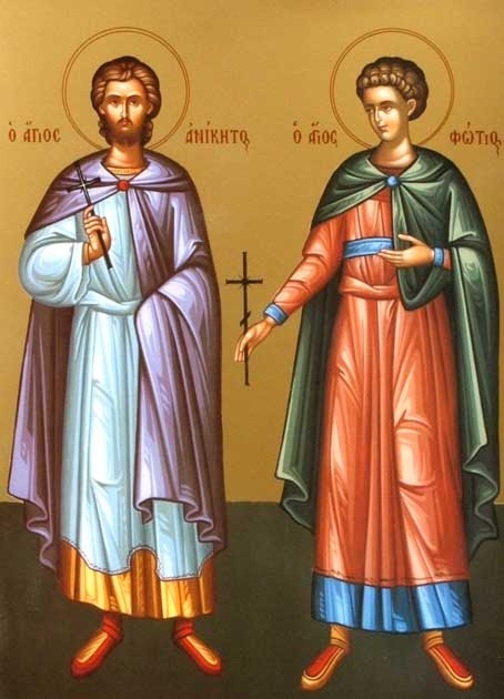 Full of Grace and Truth Sts Anicetus and Photius the