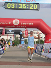 Finisher Marató del Mediterrani '10