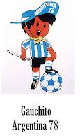 Mascota Argentina 78
