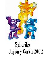 Mascota Japon-Corea 2002