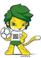 Mascota Sudafrica 2010