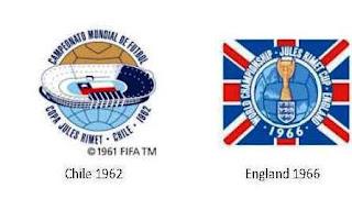 Logos Mundiales Football