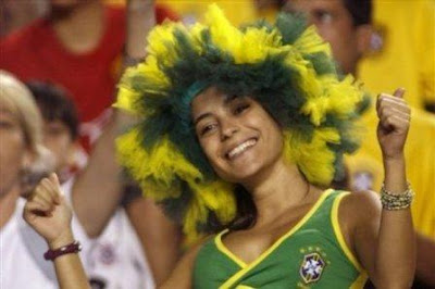Mulheres belas do Brasil