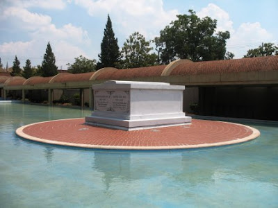 Tumba de Martin Luther King