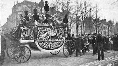 Funerales de Julio Verne