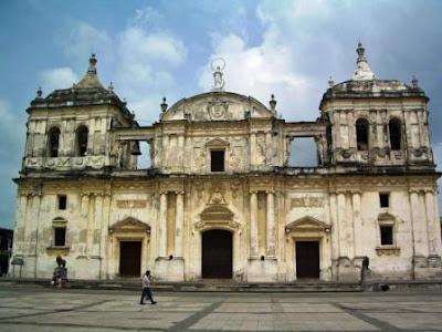 Catedral de León Nicaragua