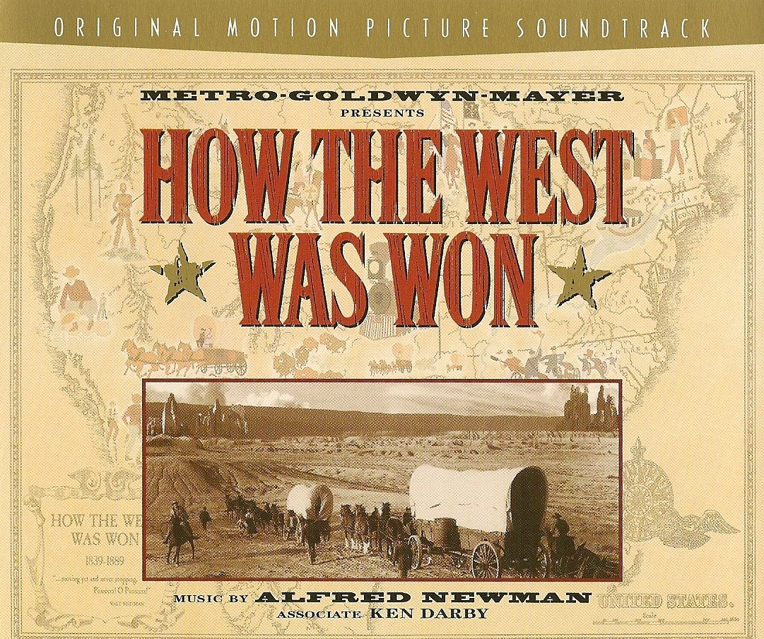 LE BLOG DE CHIEF DUNDEE: HOW THE WEST WAS WON Expanded ...