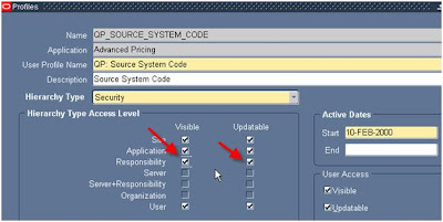 How to    in Oracle EBS: How to create a price list based on item