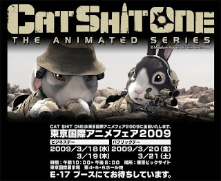 Cat Shit One Anime - Apocalypse Meow