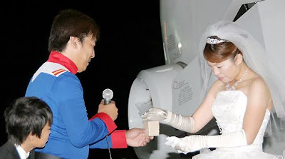 Gundam Wedding