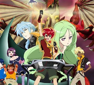 Battle Spirits - Shounen Gekiha Dan