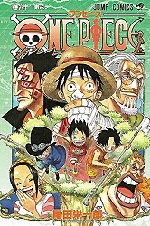 One Piece Manga Tomo 60