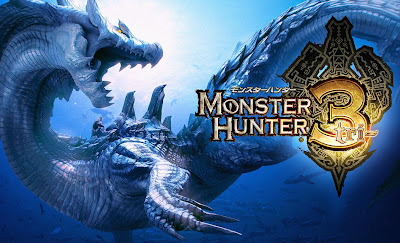 Monster Hunter Nintendo 3DS