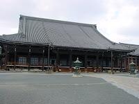 Nishi Honganji Temple, Kyoto.