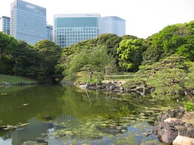 Hama Rikyu Gardens