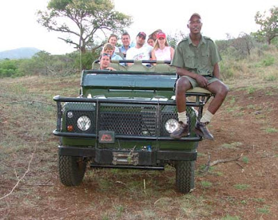 Safari Tours of South Africa