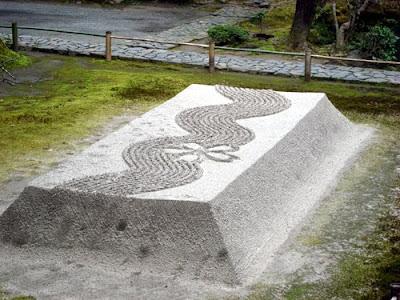 Zen Sand Sculptures