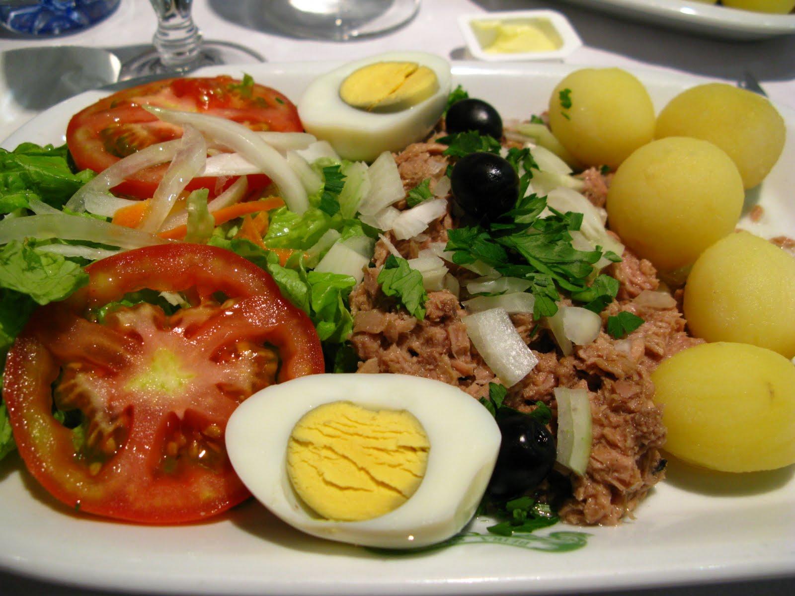 The Portuguese Menu