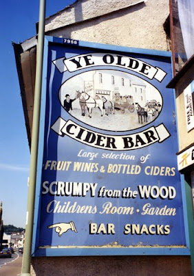 Ye Olde Cider Bar Newton Abbot