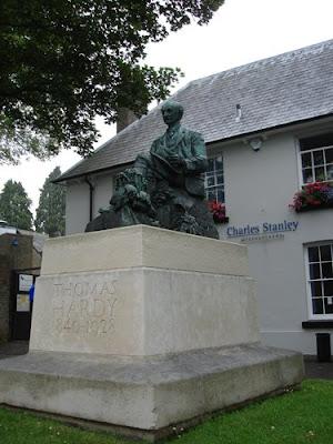 Thomas Hardy Statue, Dorchester
