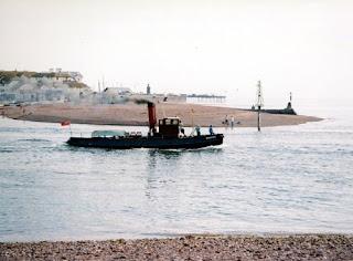Steam tug Barking