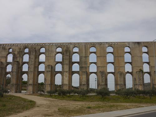 Aqueduto da Agua de Prata