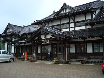 Old JR Taisha Station