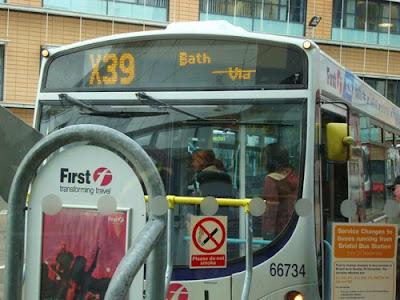 X39 Bristol-Bath Bus