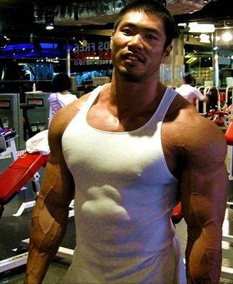 Asian Muscles 95