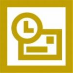 Logo for Microsoft's Outlook email program