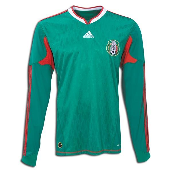a97ff3bbb90d8 Playera de México color verde manga adidas mundial de Sudafrica 2010. Talla  mediana y grande. Precio    300.00 pesos