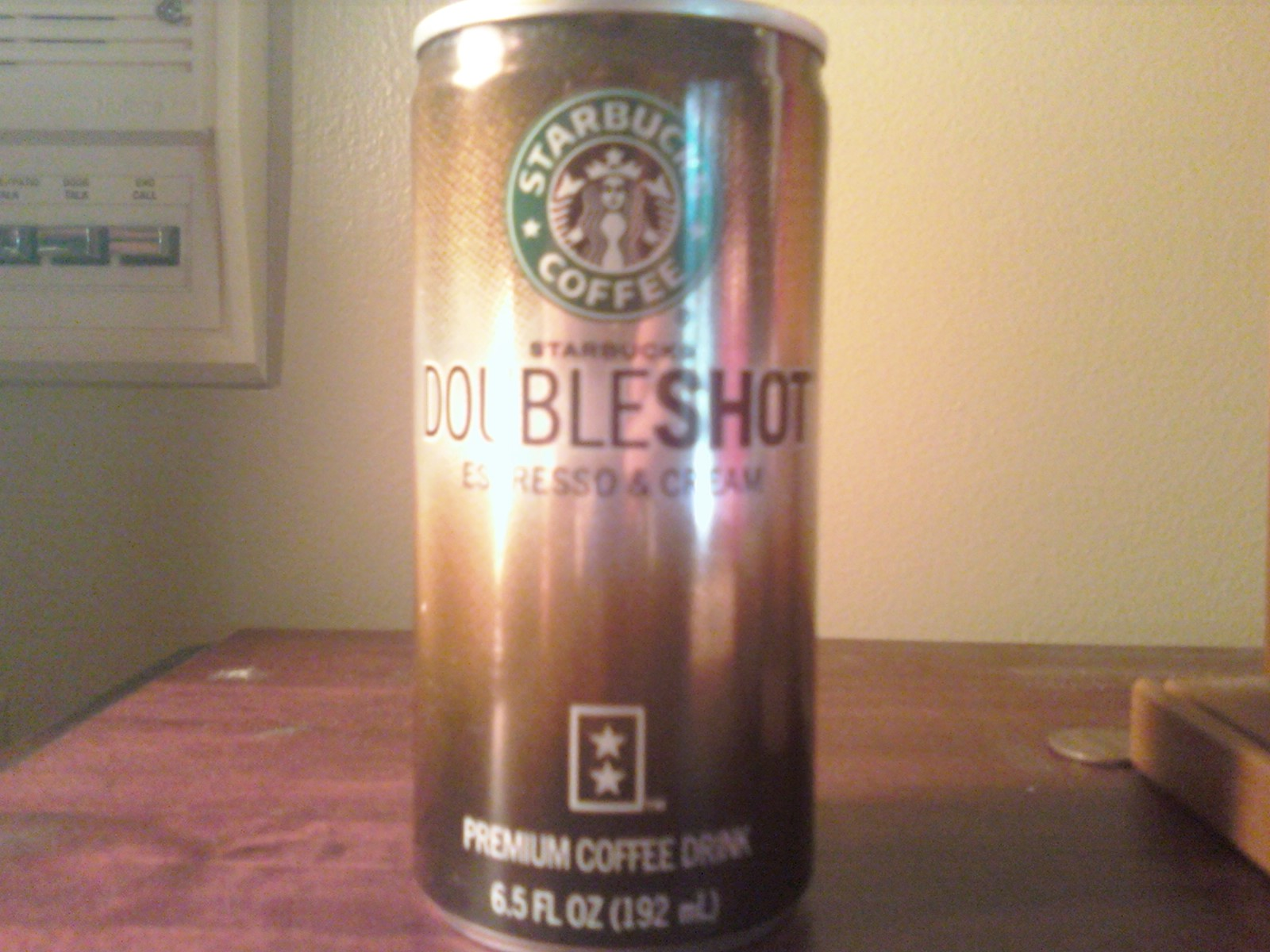 Addicted 2 Energy Review Of Starbucks Doubleshot Coffee