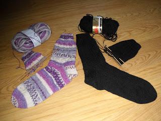 Weblog Wolatelier Dian Sokken Breien Basispatroon