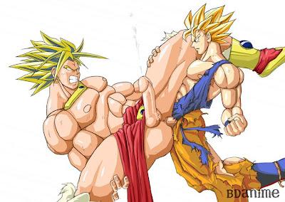 dbz gay hentai anime