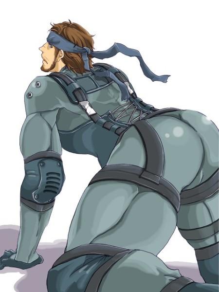 Metal Gear Solid Gay 24