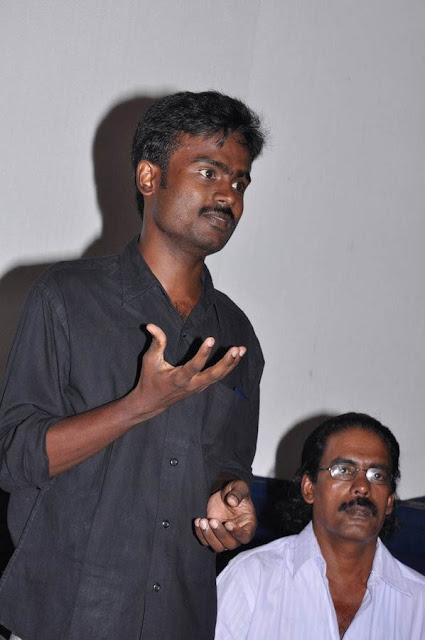 Vengayam Press meet Alexander