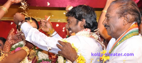 Vijay Vasanth - Nithya Marriage stills 2