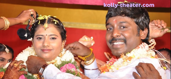 Vijay Vasanth - Nithya Marriage stills 1