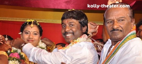 Vijay Vasanth - Nithya Marriage stills 8