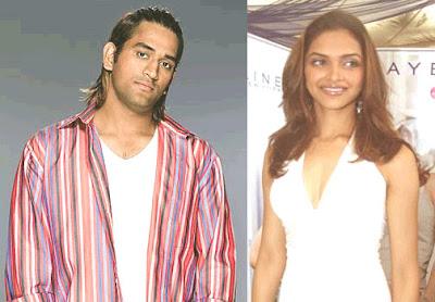Dhoni - Deepika Padukone