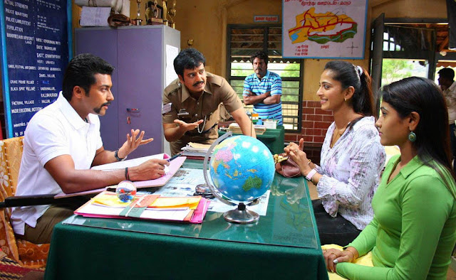 Surya's Singam Movie Stills 8